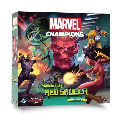Marvel Champions: karetní hra - Vzestup Red Skulla