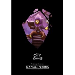 The City of Kings: Rapuil & Neoba Character Pack 2