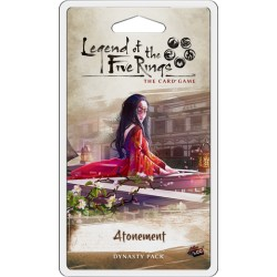 The Legend of the Five Rings: The Card Game - Atonement