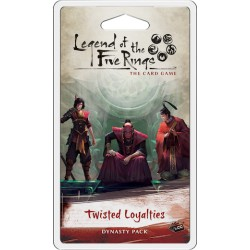 The Legend of the Five Rings: The Card Game - Twisted Loyalties