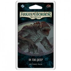 Arkham Horror: The Card Game LCG - In Too Deep