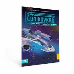 Únikovka Junior:  Uvězněni ve vesmíru