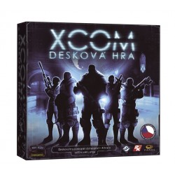 X-COM: Desková hra