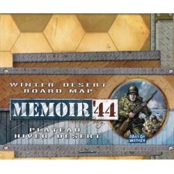 Memoir '44:  Winter/ Desert Board Map