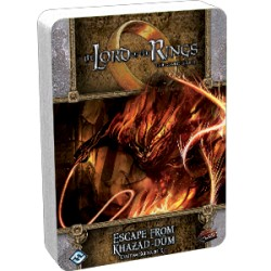 The Lord of the Rings: The Card Game - Escape from Khazad-dûm Custom Scenario Kit