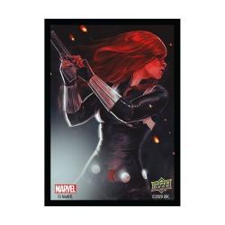 Marvel Card Sleeves - Black Widow (65 Sleeves)