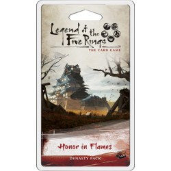 The Legend of the Five Rings: The Card Game - Honor in Flames