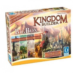 Kingdom Builder: Big Box 2nd Edition