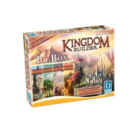 Kingdom Builder: Big Box 2nd Edition