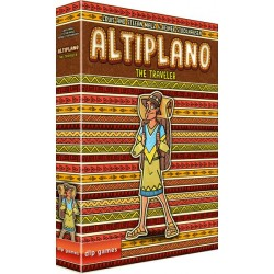 Altiplano: The Traveler