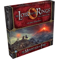 The Lord of the Rings: The Card Game - The Mountain of Fire