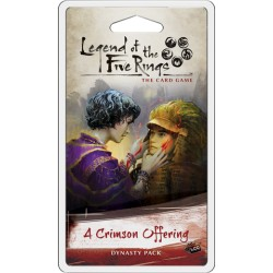 The Legend of the Five Rings: The Card Game - A Crimson Offering