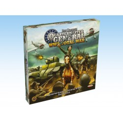 Quartermaster General WW2 (2nd Edition): Total War