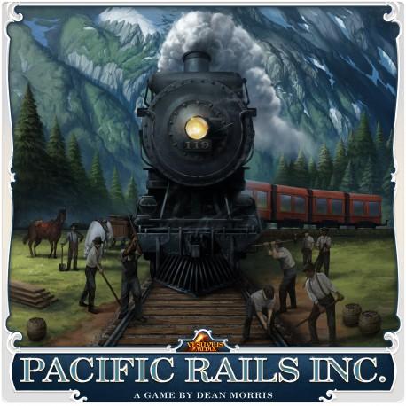 Pacific Rails Inc .