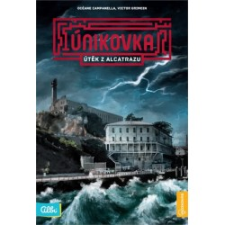 Kniha Únikovka: Útěk z Alcatrazu