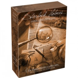 Thames Murders and Other Cases: Sherlock Holmes Consulting Detective