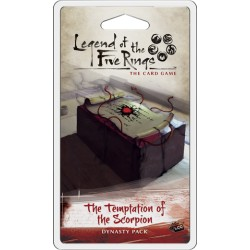 The Legend of the Five Rings: The Card Game - The Temptations of the Scorpion