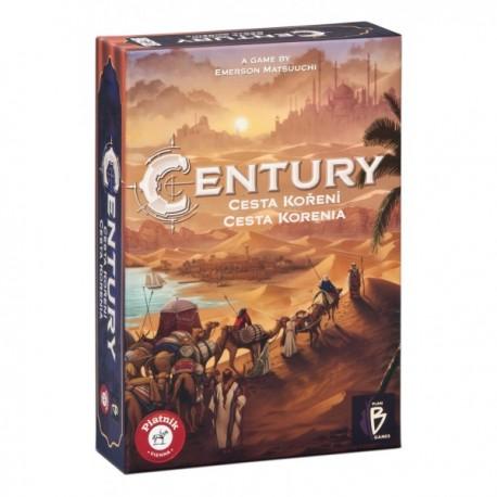 Century I.- Cesta koření