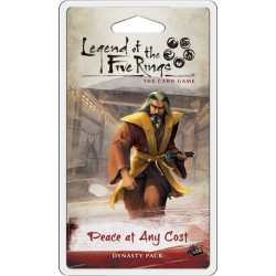 The Legend of the Five Rings: The Card Game - Peace at any Cost