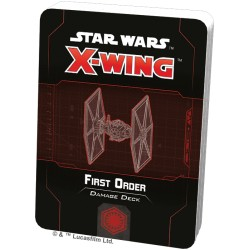 Star Wars: X-Wing (Second Edition) - First Order Damage Deck