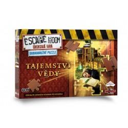 Escape Room: : Dobrodružné puzzle - Tajemství vědy