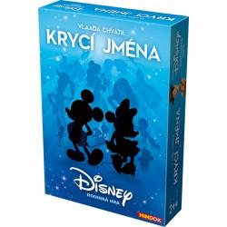 Krycí jména - Disney