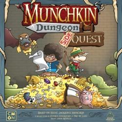 Munchkin Dungeon: Side Quest