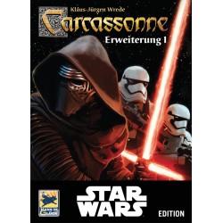 Carcassonne Star Wars: 1. rozšíření