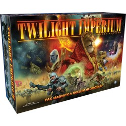 Twilight Imperium 4rd Edition