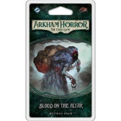 Arkham Horror: The Card Game LCG - Blood on the Altar