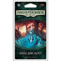 Arkham Horror: The Card Game LCG - Where Doom Awaits