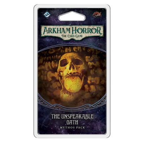 Arkham Horror: The Card Game LCG - The Unspeakable Oath