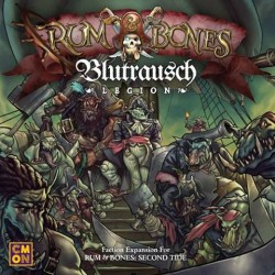 Rum and Bones Second Tide - Blutrausch Legion Expansion