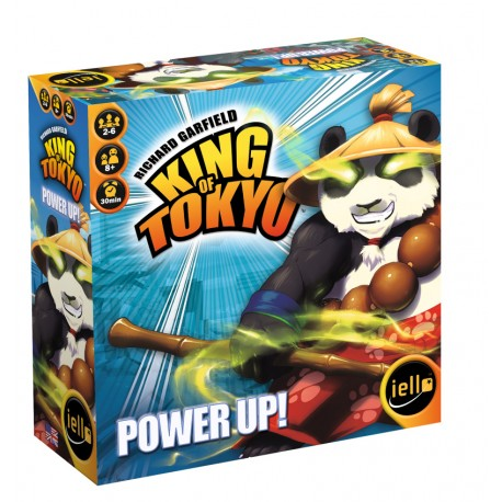 King of Tokyo : Power Up! (New Edition)