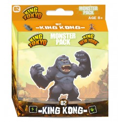 King of Tokyo : King Kong Monster Pack