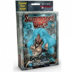 Summoner Wars: Benders Second Summoner Deck