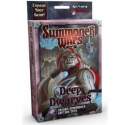 Summoner Wars: Deep Dwarves Second Summoner Deck