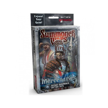 Summoner Wars: Mercenaries Second Summoner Deck
