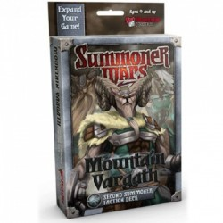 Summoner Wars: Mountain Vargath Second Summoner Deck