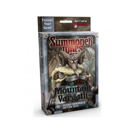 Summoner Wars: Mountain Vargath Second Summoner Deck