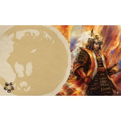 The Legend of the Five Rings: The Card Game - Right Hand of the Emperor Playmat