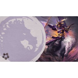 The Legend of the Five Rings: The Card Game - Mistress of the Five Winds Playmat