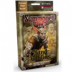 Summoner Wars: Sand Goblins Second Summoner Deck