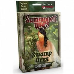 Summoner Wars: Swamp Orcs Second Summoner Deck