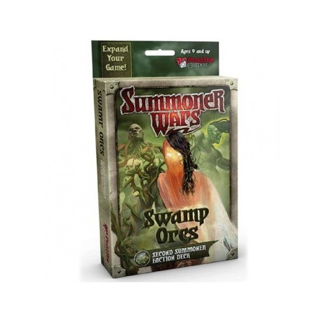 Summoner Wars: Swamp Orcs Second Summoner Deck