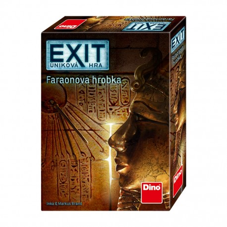 EXIT: Úniková hra - Faraonova hrobka