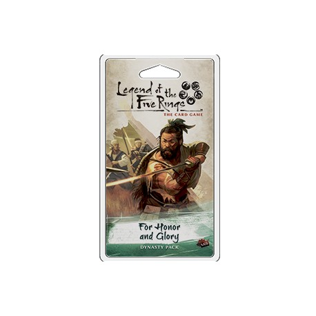 The Legend of the Five Rings: The Card Game - For Honor and Glory