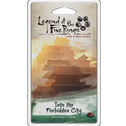 The Legend of the Five Rings: The Card Game - Into the Forbidden City