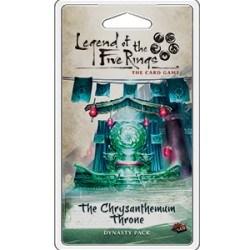 The Legend of the Five Rings: The Card Game - The Chrysanthemum Throne