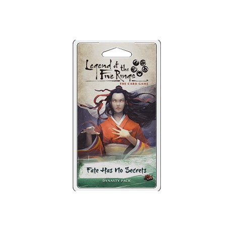 The Legend of the Five Rings: The Card Game - Fate Has No Secrets